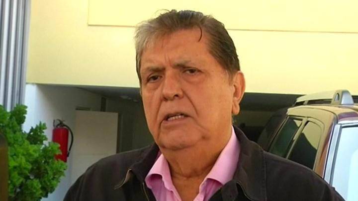 Экс-президент Перу застрелился: страна погрязла в коррупционно-политических скандалах