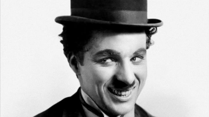 Чарли Чаплин/Автор - P.D Jankens/Общественное достояние