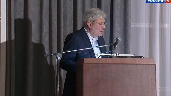 Евгений Водолазкин стал лауреатом Литературной премии Александра Солженицына