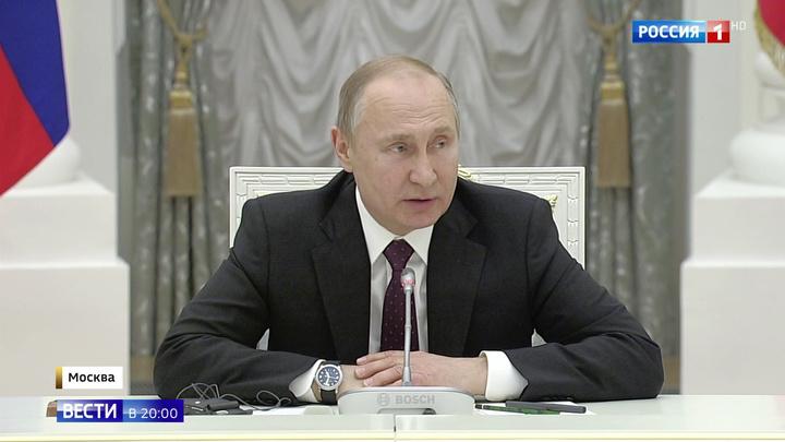 Газ, инфраструктура и хоккей: Кремль пригласил Францию на большую игру