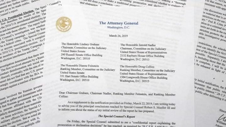 В США издадут доклад Мюллера отдельной книгой
