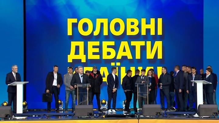 Вранье Порошенко и актерские таланты Зеленского: анализ дебатов с точки зрения психологии