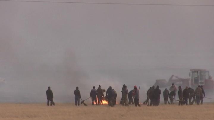 Возросло число пострадавших от пожаров в Забайкалье