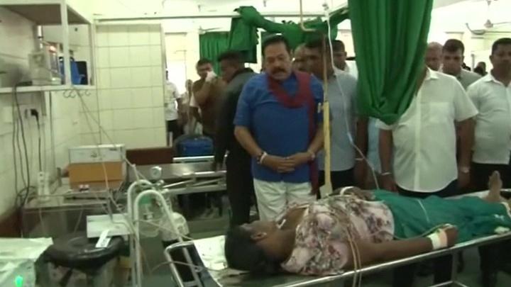 Теракты на Шри-Ланке – провал местных спецслужб