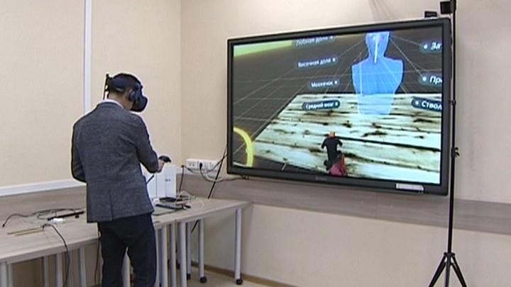 Для нужд ученых, врачей и игроманов: в ТГУ открыли лабораторию виртуальной реальности