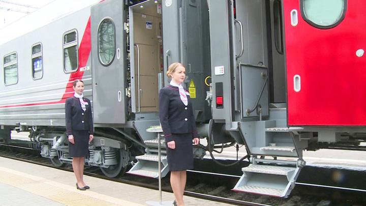 Из Волгограда в Грозный и обратно снова начнут курсировать поезда