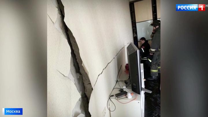 Взрыв гироскутера чуть не разнес московскую квартиру