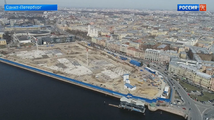 Михаил Пиотровский и Валерий Гергиев - о создании парковой зоны в центре Петербурга