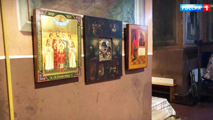 Кражу иконы из храма в Воронове раскрыли по горячим следам