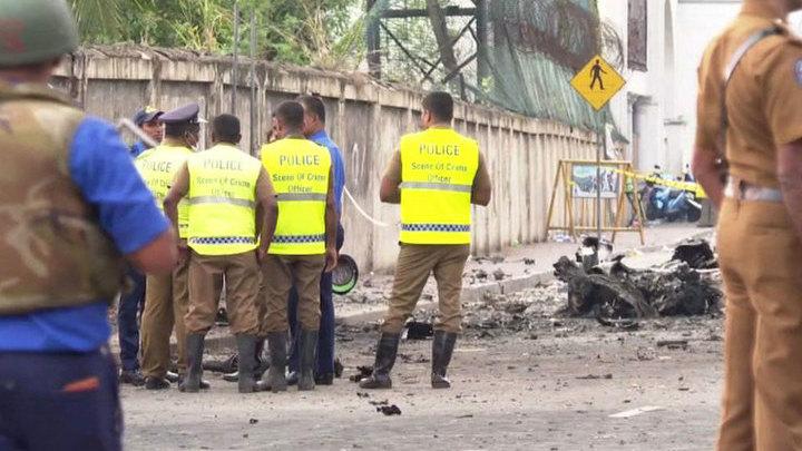 Шри-Ланка: после серии взрывов на острове царит угнетающая атмосфера