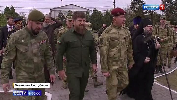 Символ единения народов: в Чечне появится комплекс с мечетью и православной церковью