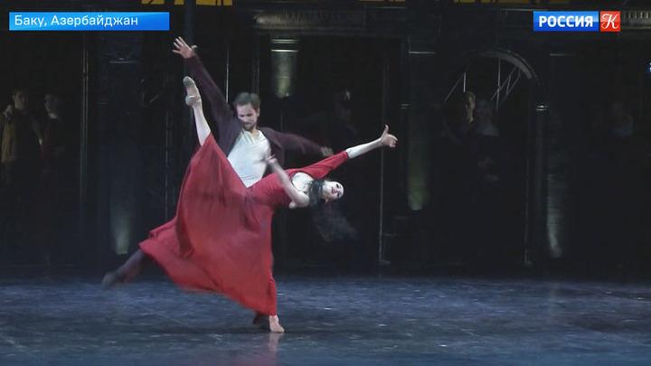 Артисты Театра балета Бориса Эйфмана ‒ впервые на фестивале Мстислава Ростроповича