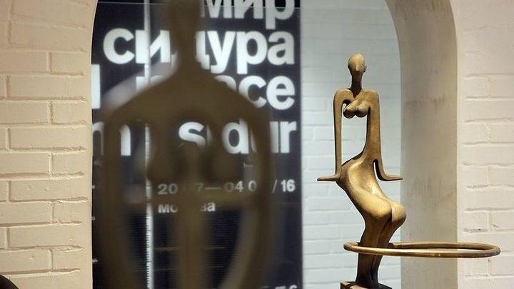 В Берлине открылась выставка работ скульптора Вадима Сидура