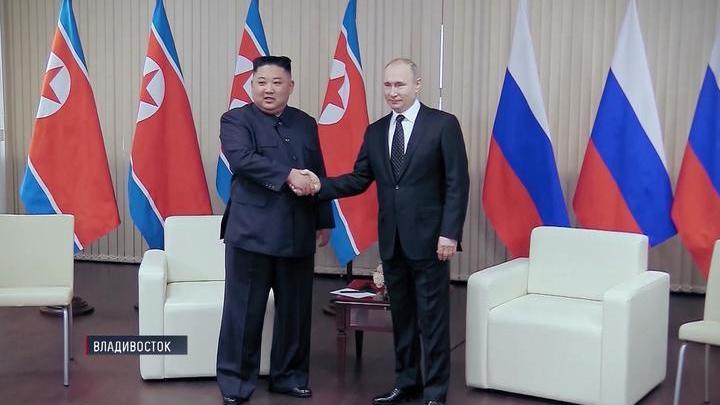 Мифы и реальность: эксклюзивный репортаж о визите Ким Чен Ына в Россию