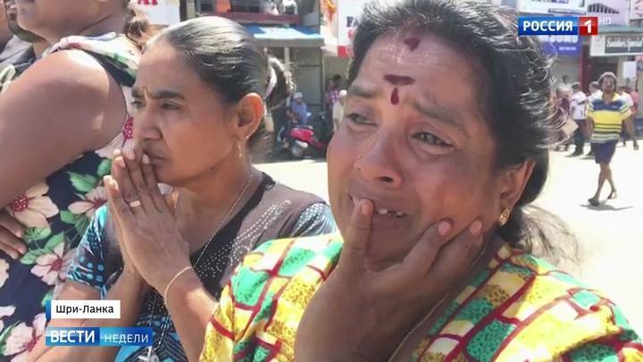 Шри-Ланка не была готова к терроризму новой формации