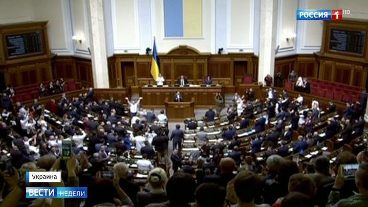 Украину ждет война за парламентские мандаты