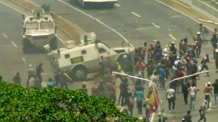 Виновные в попытке госпереворота в Венесуэле не останутся безнаказанными