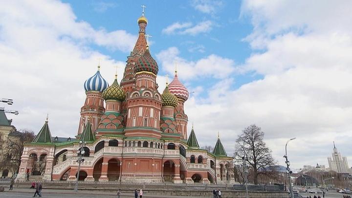 Облюбование Москвы. Красная площадь