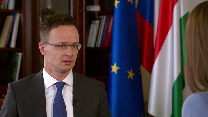 Выбор Европы. Глава МИД Венгрии рассказал о новых политических реалиях ЕС
