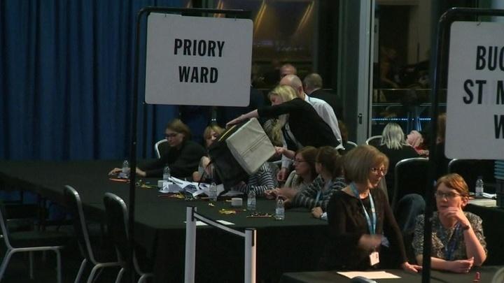 Британские консерваторы потерпели серьезное поражение на выборах в местное самоуправление