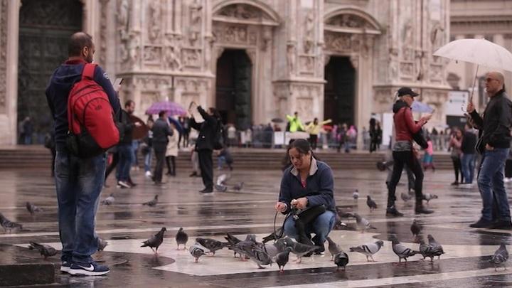 Выбор Европы. Итальянская забастовка. Специальный репортаж Саши Бублик