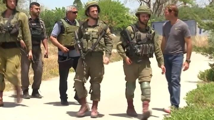 Израиль и Палестина приняли соглашение о прекращении огня