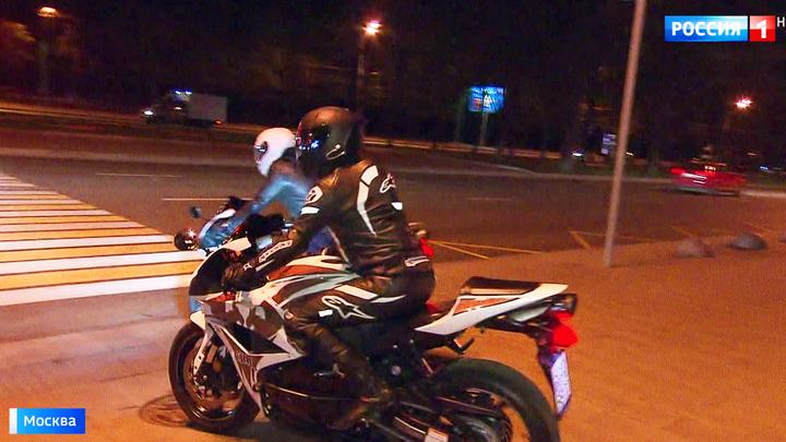 Лежачие полицейские и новые камеры: байкеров хотят заставить соблюдать правила