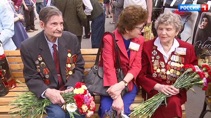 9 мая в Москве: торжества пройдут на всех центральных улицах и в парках