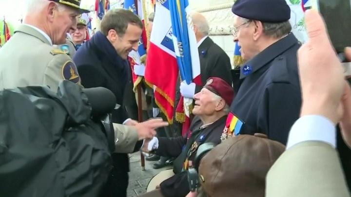 День Победы в Европе. Как отмечали и кого поздравляли