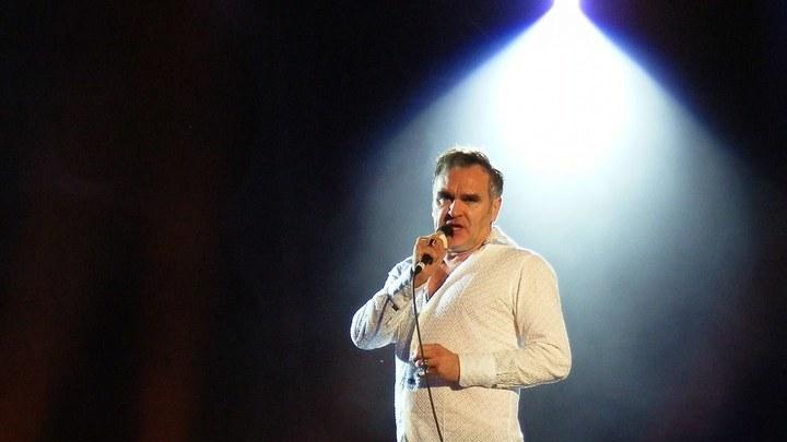 Моррисси (Morrissey) / CC BY 2.0 / автор Man Alive!