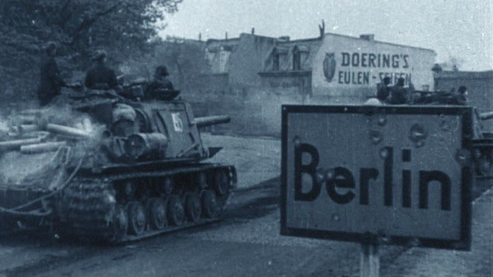 Штурм Берлина. В логове зверя. Документальный фильм