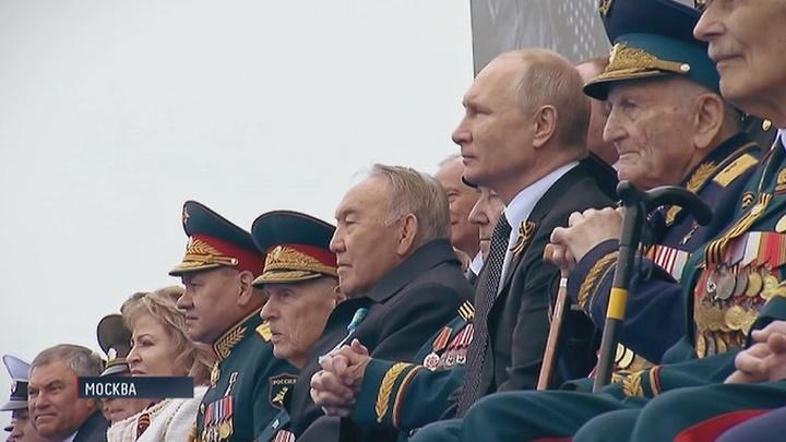 Москва. Кремль. Путин. Эфир от 13 мая 2019