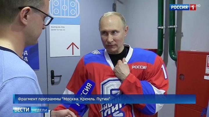Путин объяснил, почему его отец не участвовал в параде 1945-го