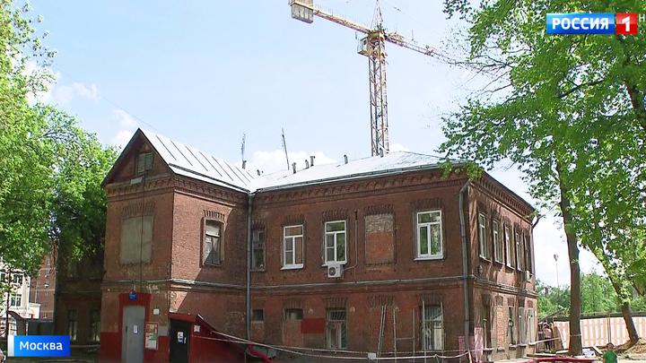 Дом на Ленинском проспекте столицы грозит обрушиться из-за соседней стройки