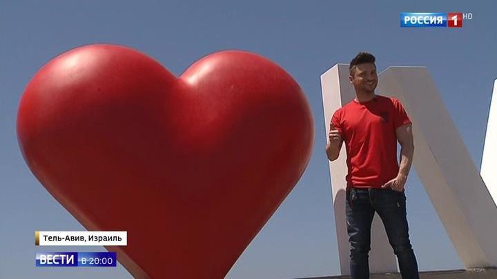 Обратный отсчет до первого полуфинала Евровидения в Тель-Авиве открыт