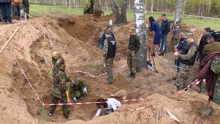 Дело о геноциде: массовые расстрелы в Жестяной Горке устраивали латыши-каратели