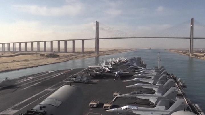США - Иран: Трамп опроверг отправку 120 тысяч солдат на Ближний Восток