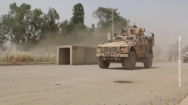 Американские дипломаты покинут Ирак