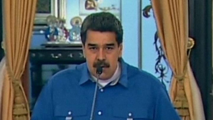 Николас Мадуро: правительство Дональда Трампа нарушает международное право