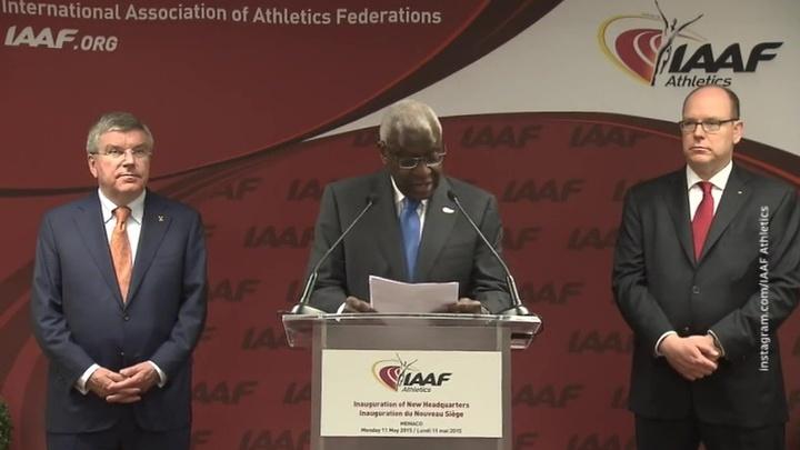IAAF пригрозила легкоатлетам Нигерии дисквалификацией