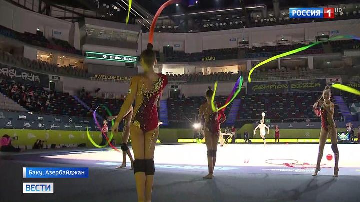 Приехали побеждать: на соревнованиях по художественной гимнастике Россию представят сестры Аверины