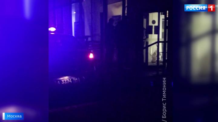 На юго-западе столицы взорвали банкомат