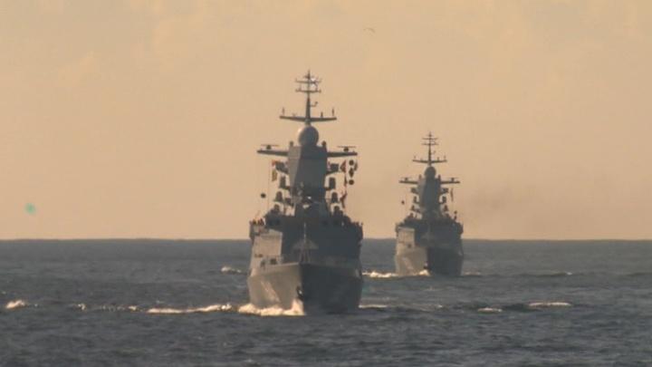 Балтийскому флоту исполнилось 316 лет