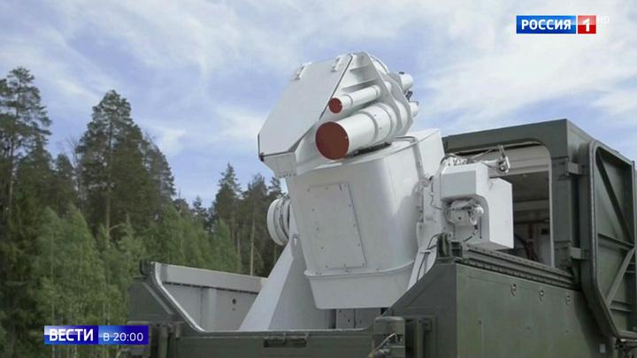 Президент обсудил разработку новейших образцов лазерного оружия