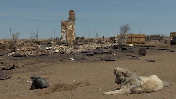 Огненная земля. Специальный репортаж Александра Лукьянова