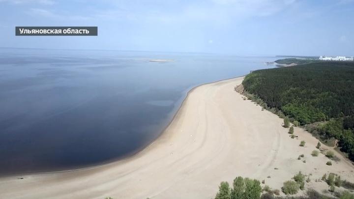 На дне обмелевшего Куйбышевского водохранилища ищут клады
