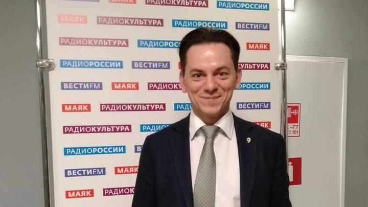 """Сергей Павлович Морозов на """"Радио России"""""""