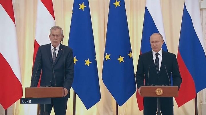 Москва. Кремль. Путин. Эфир от 19 мая 2019 года