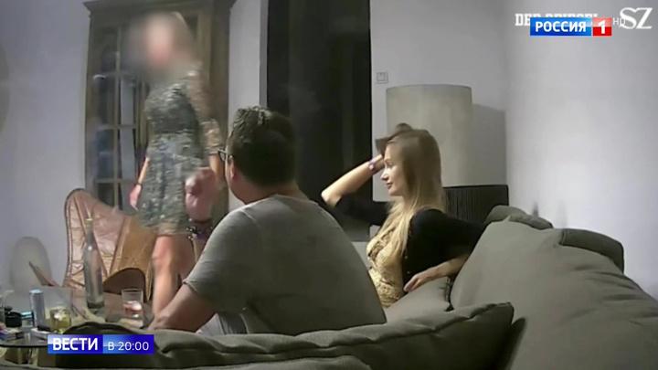 Тайное видео и роковая женщина: вице-канцлер Австрии угодил в ловушку