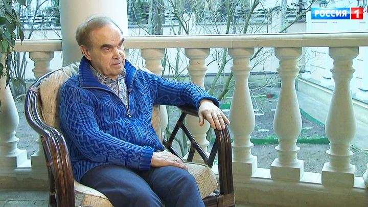 Народный артист России Глеб Панфилов отмечает юбилей